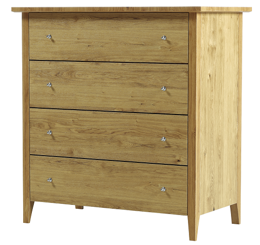 Aged Care Bedroom Furniture Rata 4 Drawer Chest