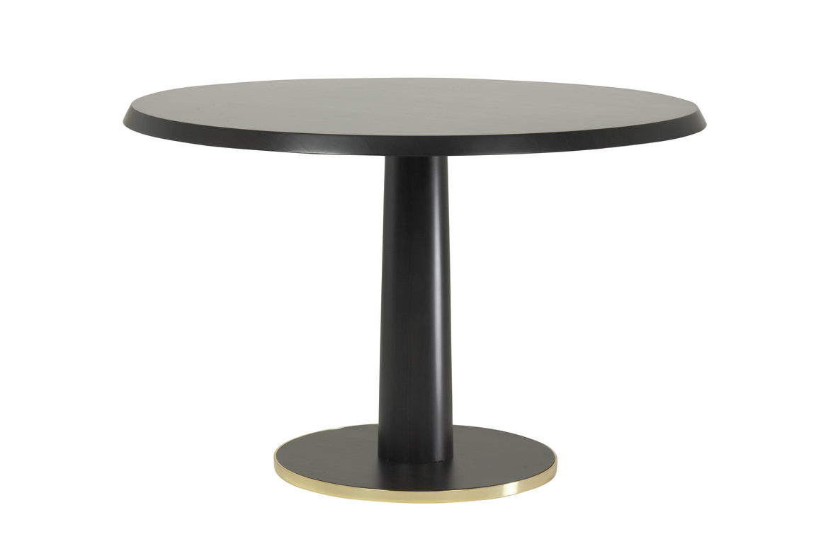 Retirement Dining Elegant Round Dining Table