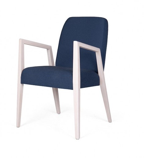 Retirement Dining Adele Arm Chair