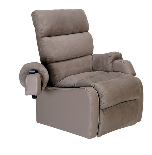 Agedcare and Retirement Patient Cocoon Lift Recliner Chair, Taupe