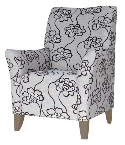 Lounge Aged Care Accent Chair Angled View