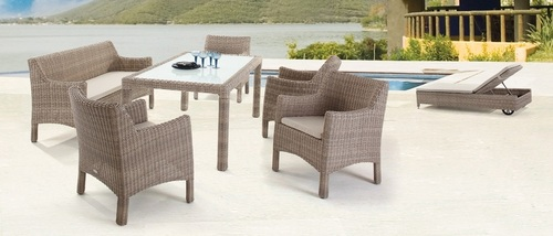 Agedcare & Retirement Outdoor Vienna Chair, setting image