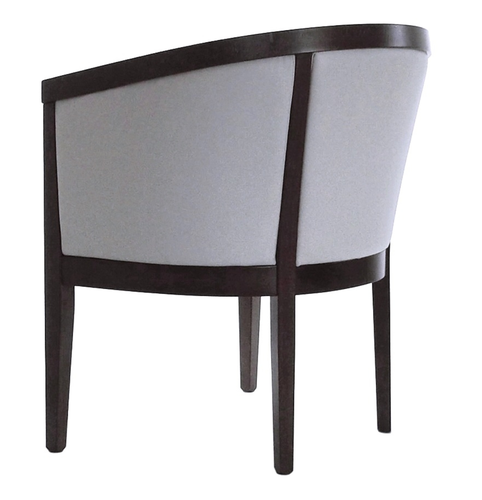 Soft Seating Retirement Maxima Tub Chair, side view