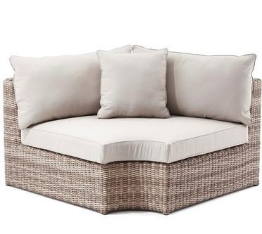 Buy Delmar Modular Round Corner Chair