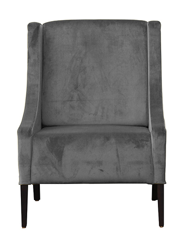 Retirement Lounge Zac Arm Chair Front View