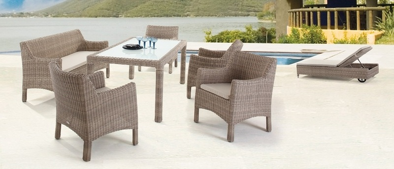 Hospitality Outdoor Vienna 2 Seater, in outdoor setting area