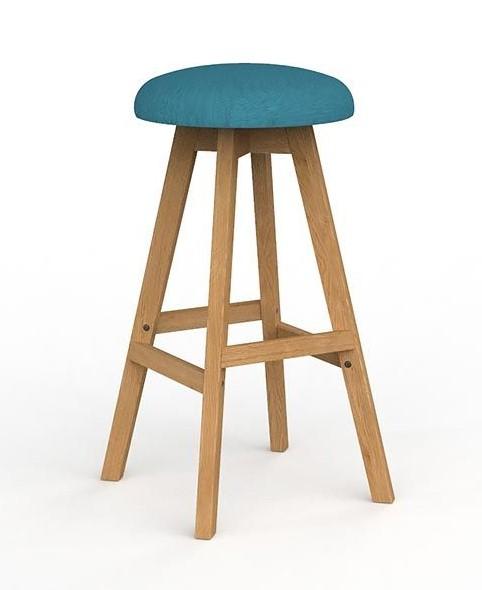 Hospitality Seating Luna Button Barstool