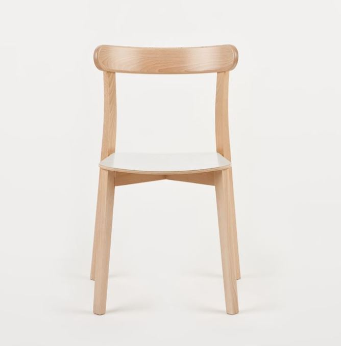 Hospitality Dining Icho Chair, front view