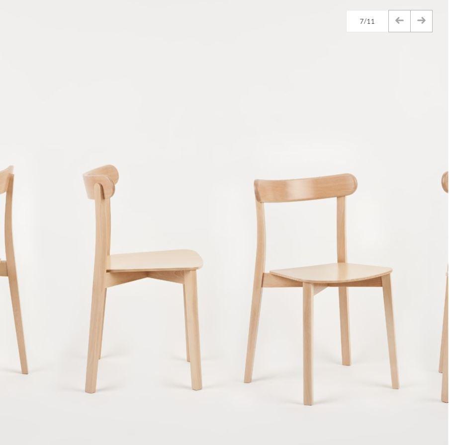 Hospitality Dining Icho Chair, scene image