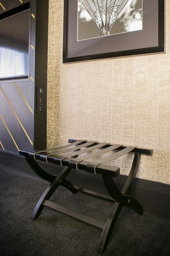 Room Furniture Accomodation Grande Luggage Rack in Room