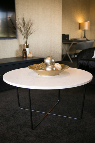 Hospitality Dining or Room Giorgio Table in hotel room
