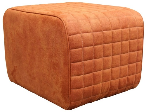 Hospitality Occasional Puff Square Ottoman
