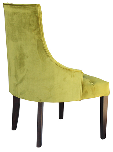 Soft Seating Hospitality Lumsden Chair Side View
