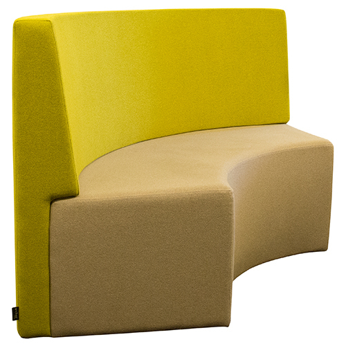 Hospitality Seating Landon Booth - Concave