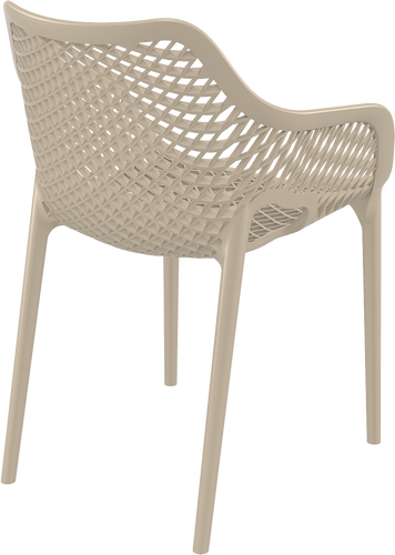 Hospitality Outdoor Air XL Chair taupe