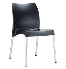 Hospitality Outdoor Vita Chair Black