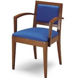 Hospitality Dining Tempo Arm Chair