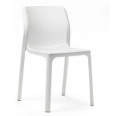 Hospitality Outdoor Bitta Chair White