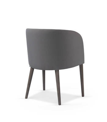 Healthcare Occasional Gomo Chair, back view