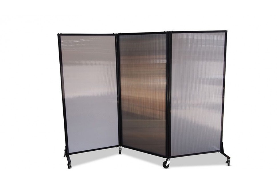 Medical Emergency Equipment Portable Privacy Screen
