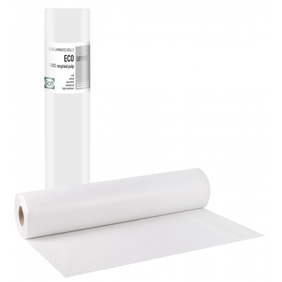 Medical Consumables Medistar Eco Standard Recycled Pulp Paper Towel Rolls