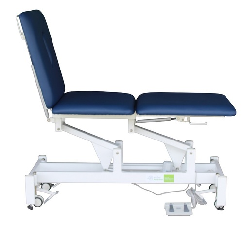 Treatment Tables Medical Medistar 3 Section Plinth, head end up