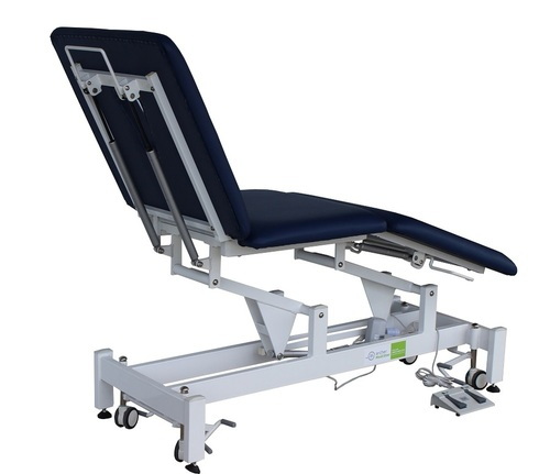 Treatment Tables Medical Medistar 3 Section Plinth, back view