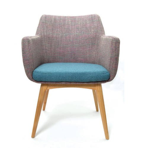 Soft Seating Medical Hady Chair - Wooden Base