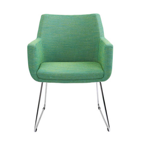 Seating Medical Hady Chair - Sled Base