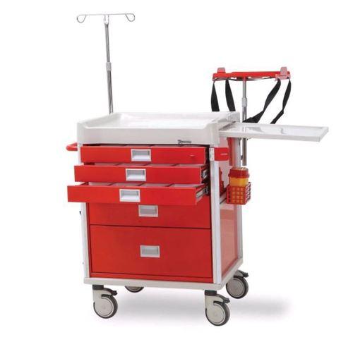 Hospital & Medical Medi-Cart Emergency Trolley