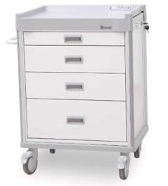 Equipment Medical AM-728P Medi-Cart Dressing Trolley