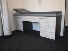 Medical Storage Medistar 3 Drawer Unit in medical centre setting