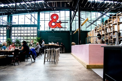 Ampersand Eatery